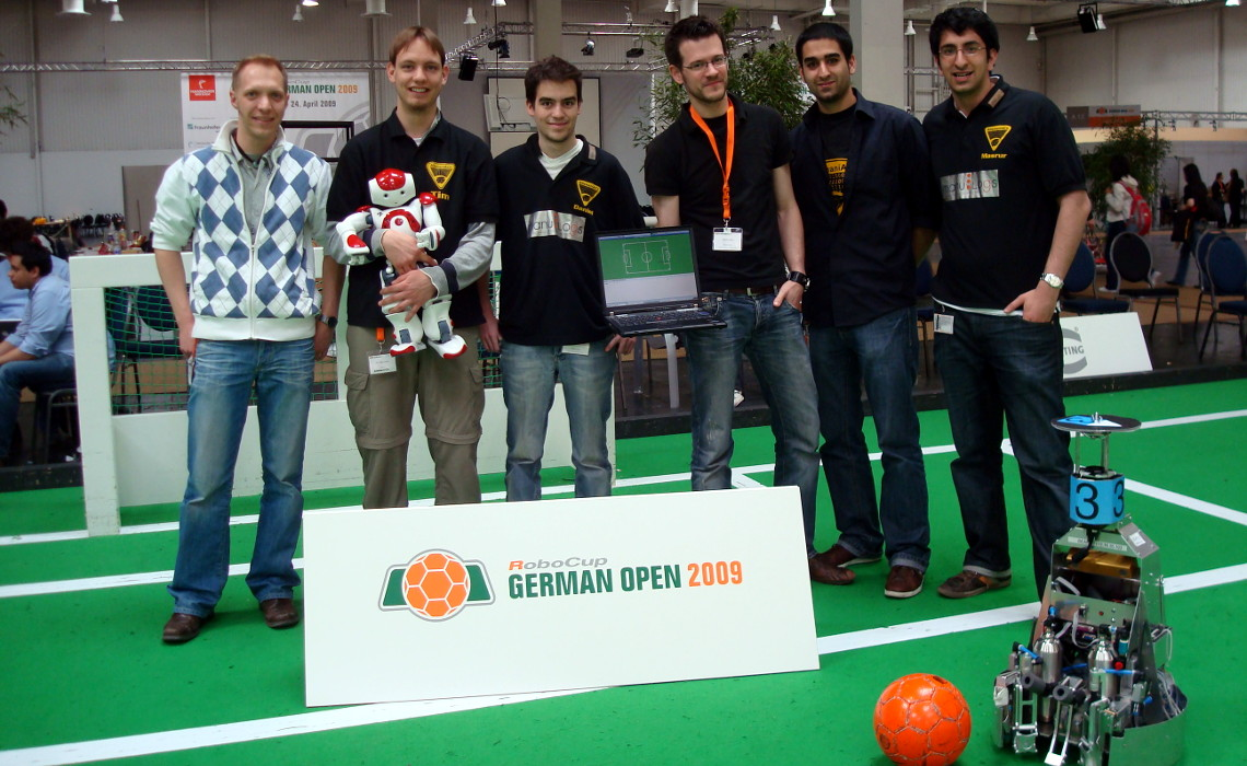 German Open 2009, Hannover, Germany