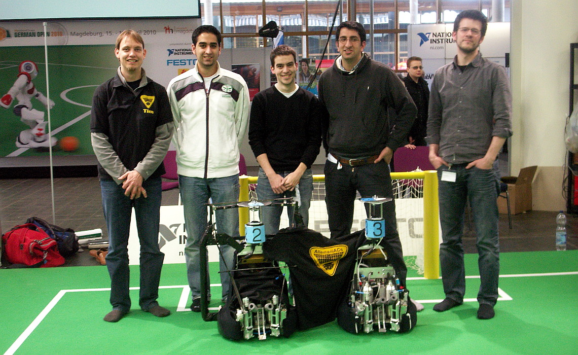 German Open 2010, Hannover, Germany